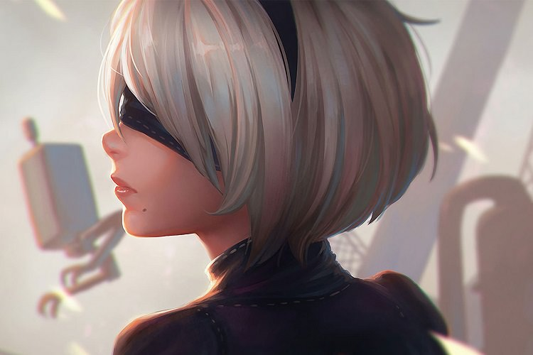 بازی Nier: Automata Game of the Yorha Edition منتشر شد