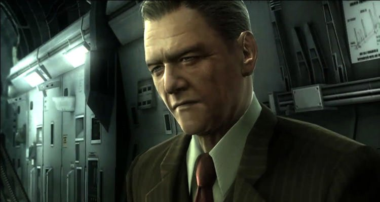 Roy Campbell/Metal Gear