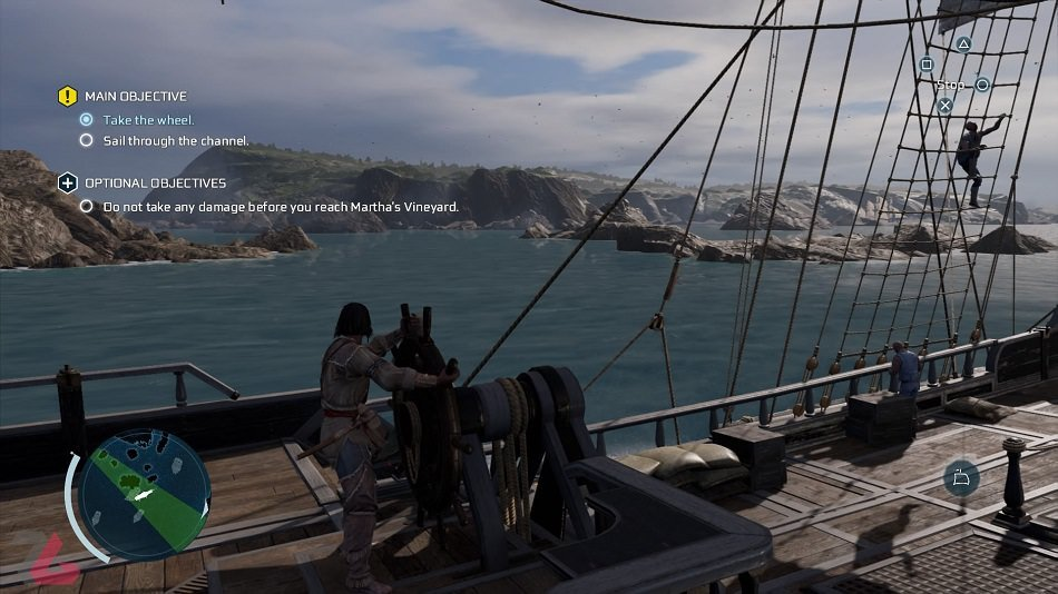 بررسی بازی Assassin's Creed 3 Remastered