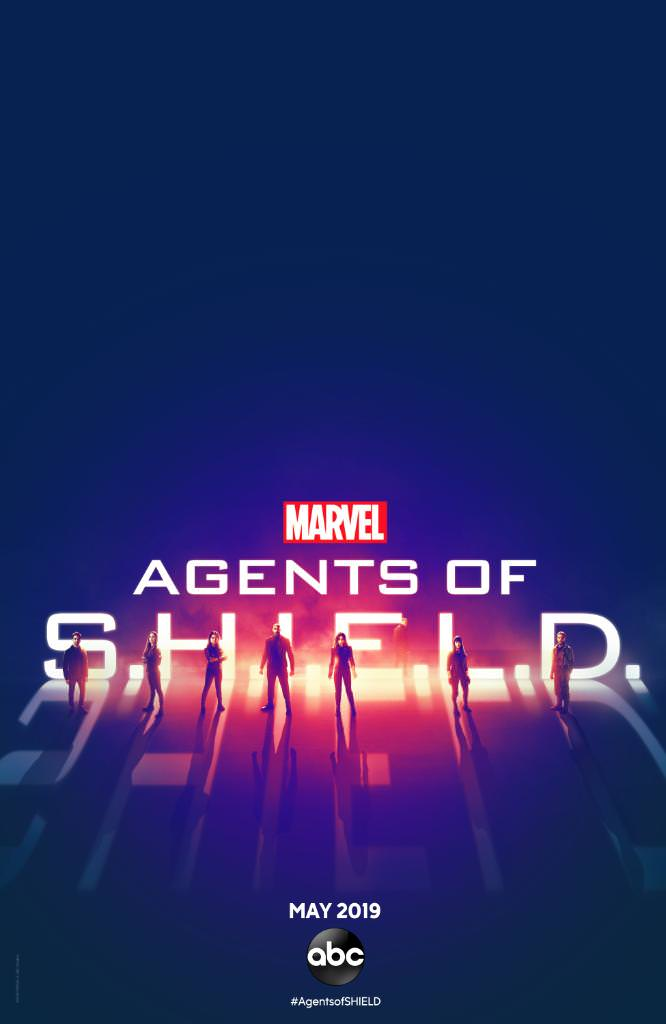 Agents Of SHIELD S6 Poster