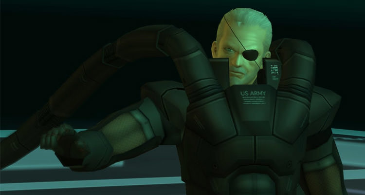 Solidus Snake/Metal Gear Solid