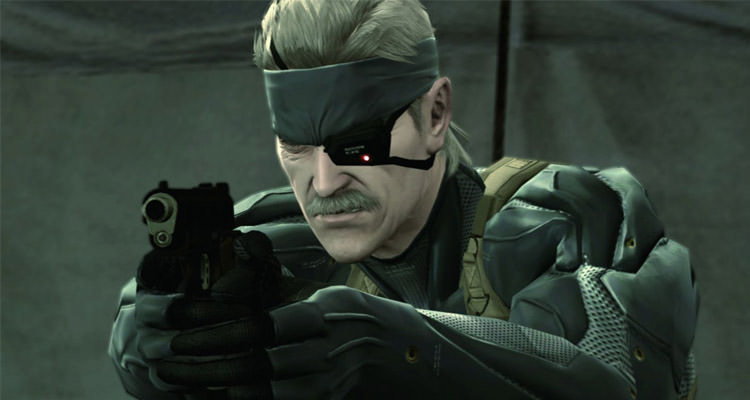 Solid Snake/Metal Gear Solid