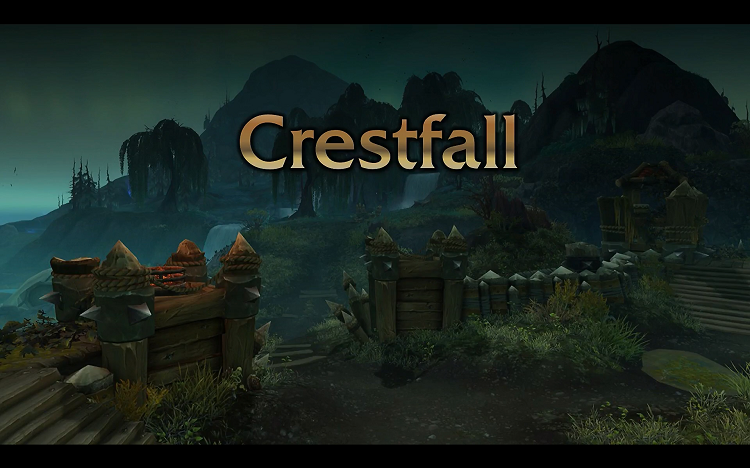 crestfall world of warcraft