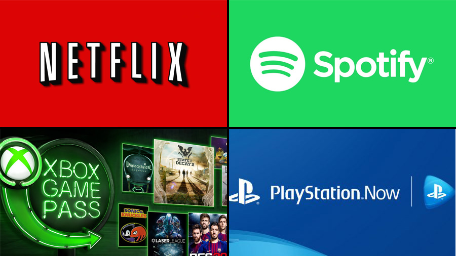 Game Pass/Playstation Now