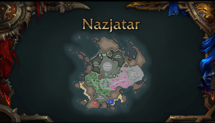 Nazjatar world of warcraft