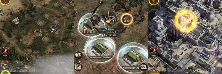 بازی موبایل World on Fire