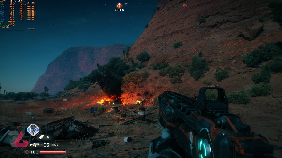 Rage 2 In-game Screenshot