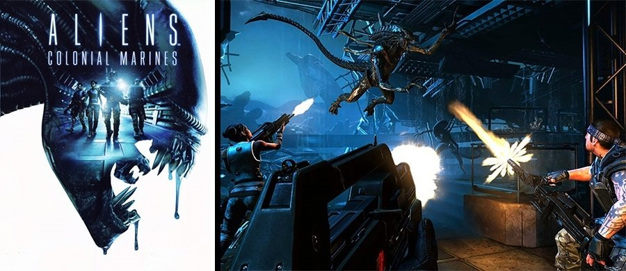 Aliens: Colonial Marines | بیگانه