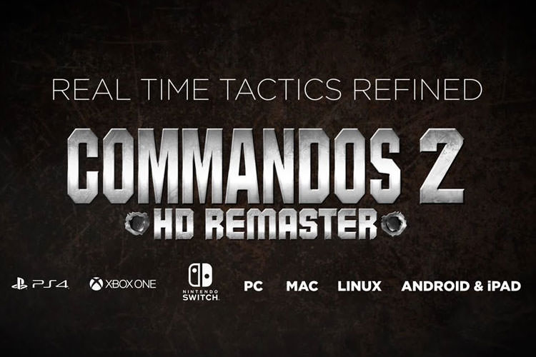 بازی Commandos 2 HD Remaster معرفی شد [E3 2019]
