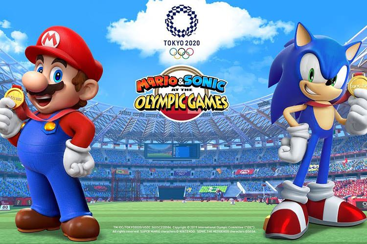 تریلر بازی Mario and Sonic at the Olympic Games 2020 منتشر شد [E3 2019]