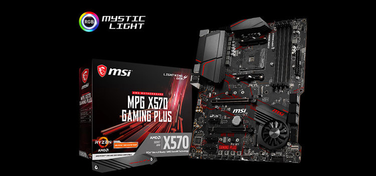 MPG X570 Gaming Plus