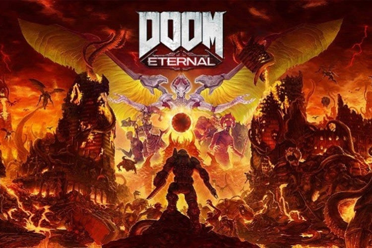 بازی Doom Eternal تاخیر خورد