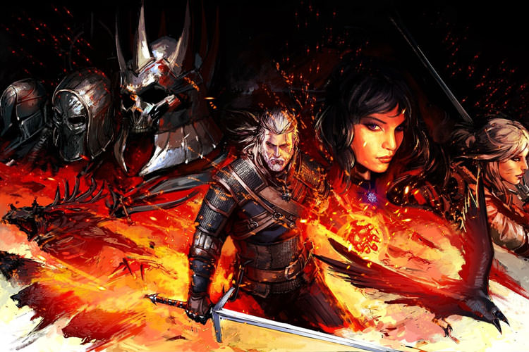 The Witcher 3: Wild Hunt / ویچر ۳