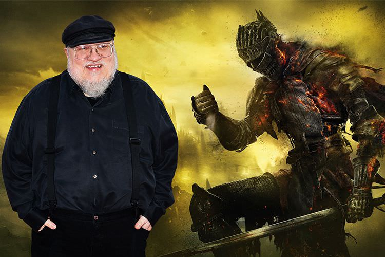 george r.r. martin fromsoftware