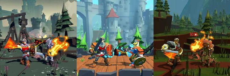 بازی موبایل Duels