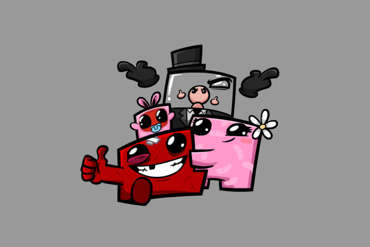 سوپر میت بوی | Super Meat Boy Forever