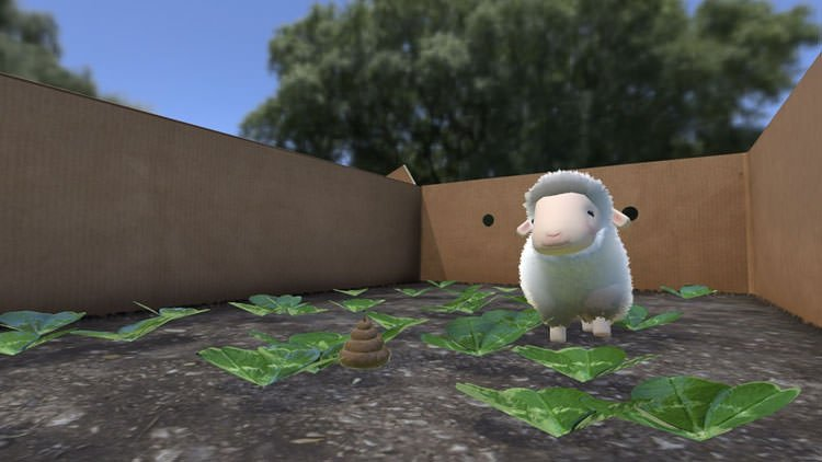 Sheep Simulator AR