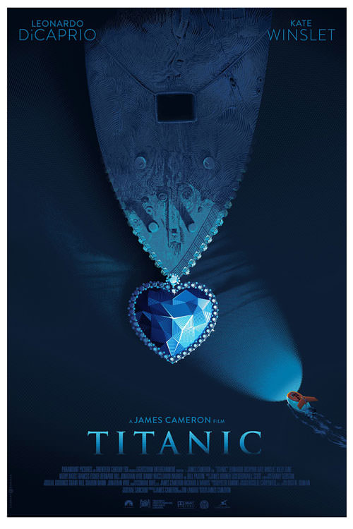 Titanic-James Cameron