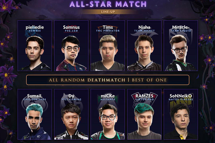 The International 9