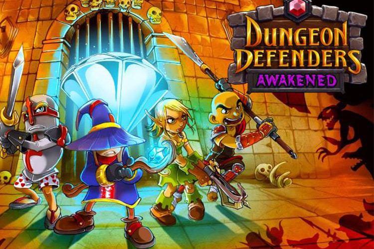 بازی Dungeon Defenders: Awakened در ابتدا برای نینتندو سوییچ منتشر خواهد شد [گیمز کام 2019]