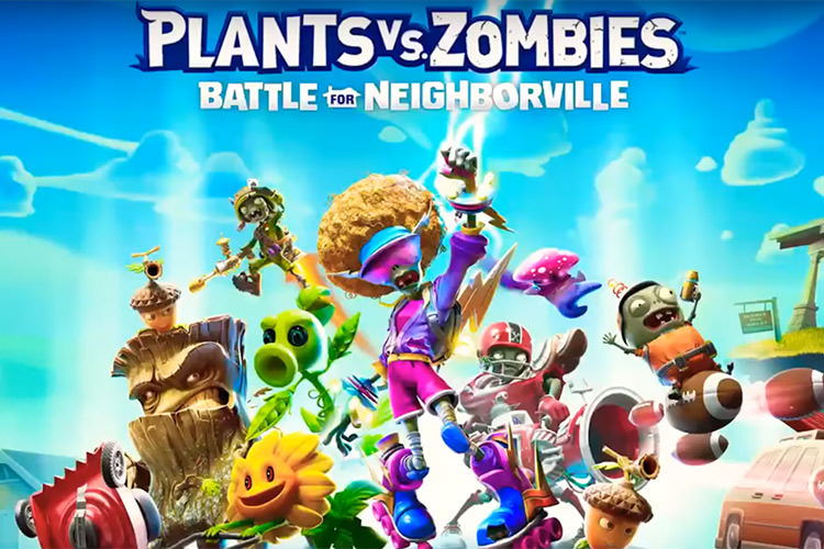 تریلر بازی Plants vs Zombies: Battle for Neighborville فاش شد