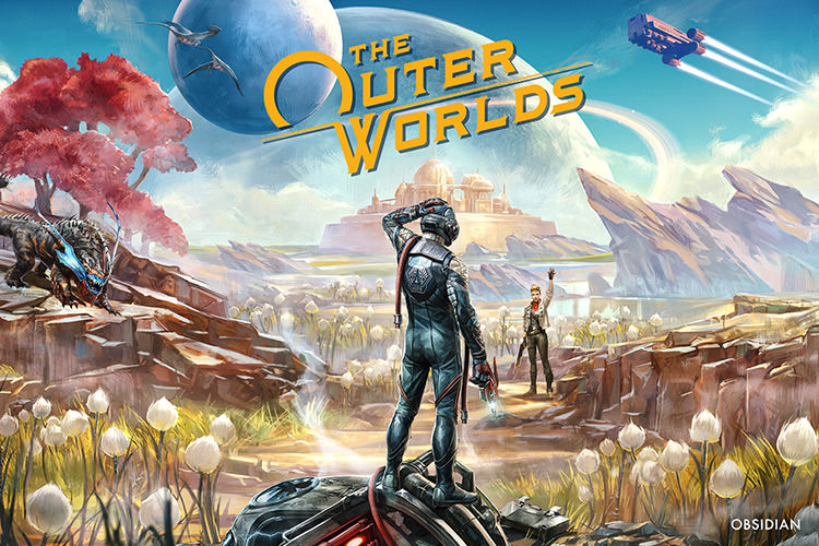 بازی   The Outer Worlds