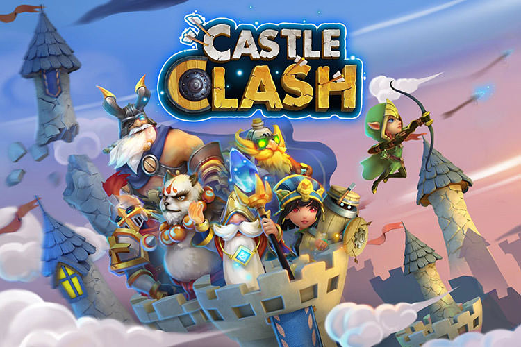 Castle Clash: Heroes of the Empire