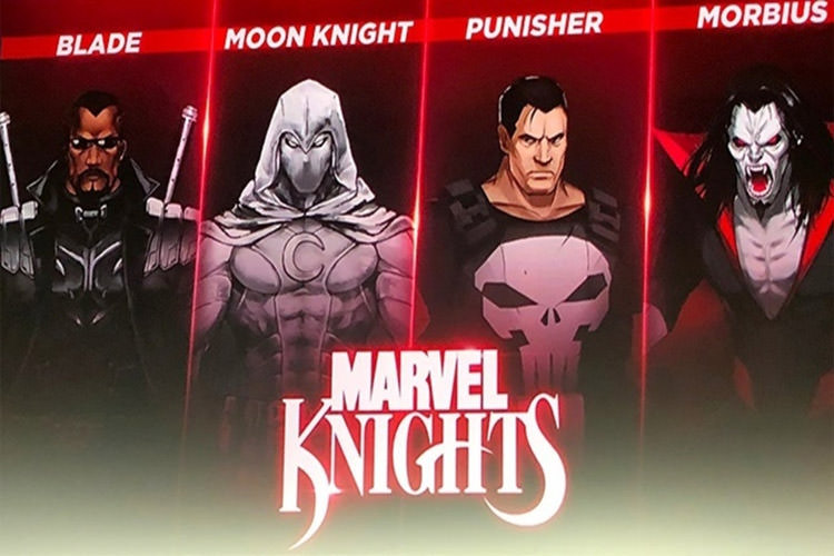 تاریخ انتشار بسته Marvel Knights بازی Marvel Ultimate Alliance 3: The Black Order مشخص شد