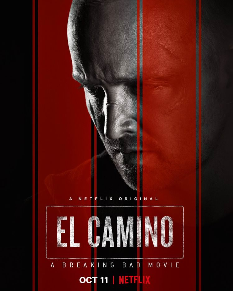 پوستر فیلم El Camino: A Breaking Bad Movie