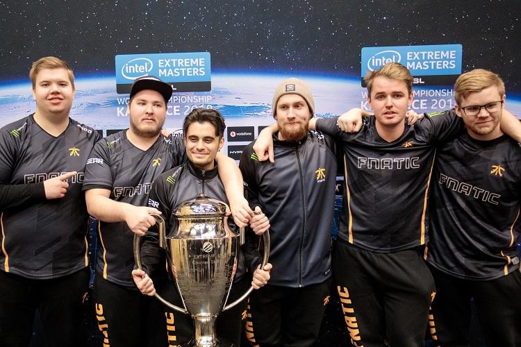 تیم Fnatic به دنبال بازگرداندن Golden و flusha است