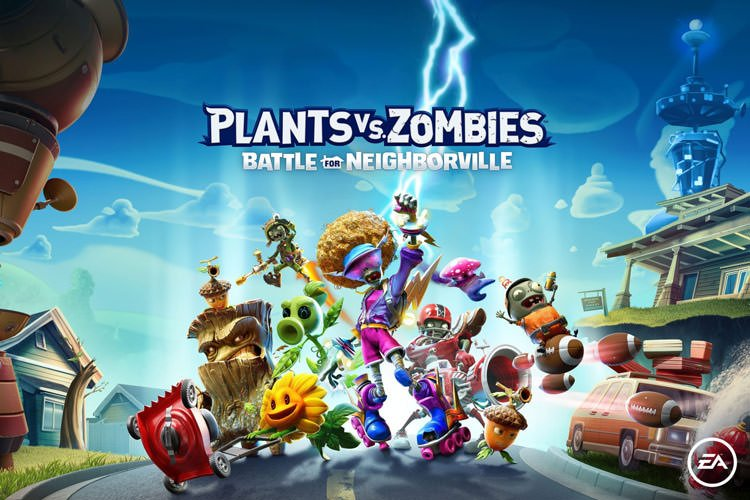 بازی جدید Plants vs. Zombies: Battle for Neighborville عرضه شد
