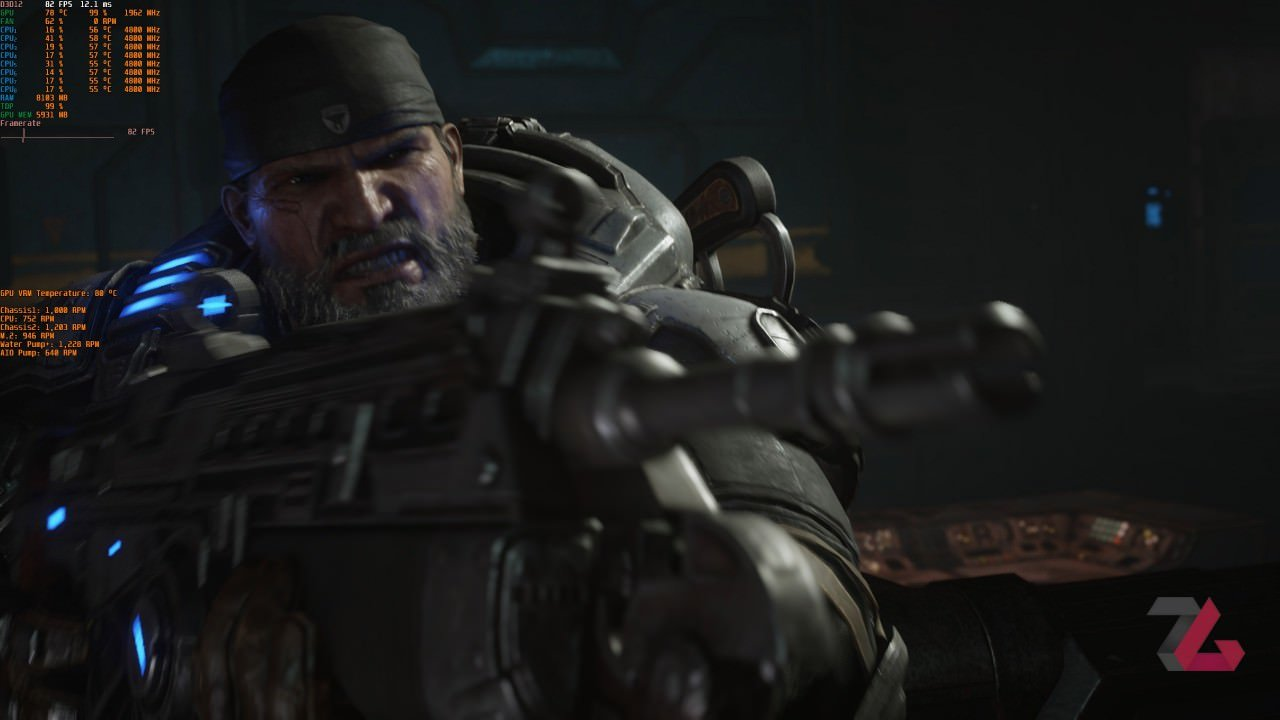 Gears 5 In-game Screenshot 1