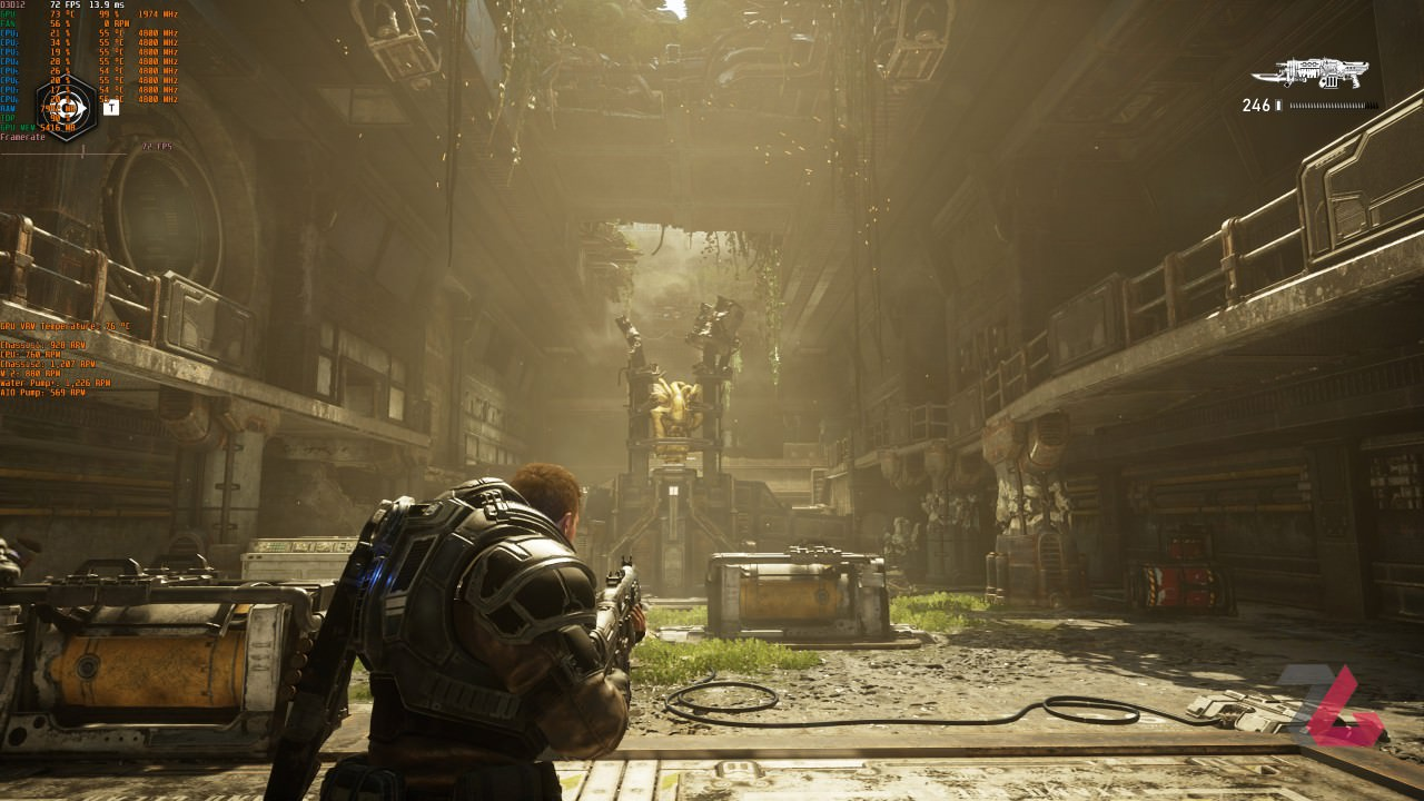 Gears 5 In-game Screenshot 2