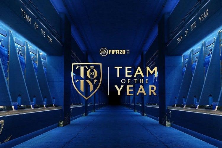 Team of the Year بازی FIFA 20 با انتشار تریلری معرفی شد