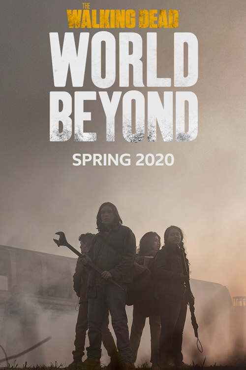 پوستر سریال The Walking Dead: World Beyond