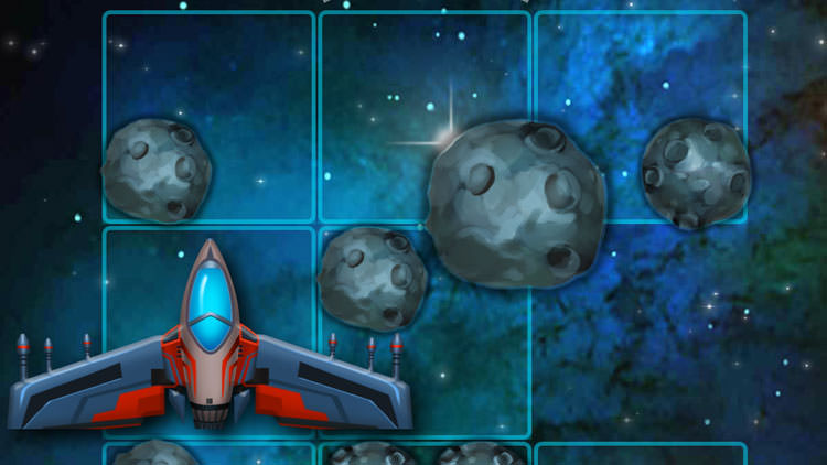 Space Riddle: Galactic Puzzle