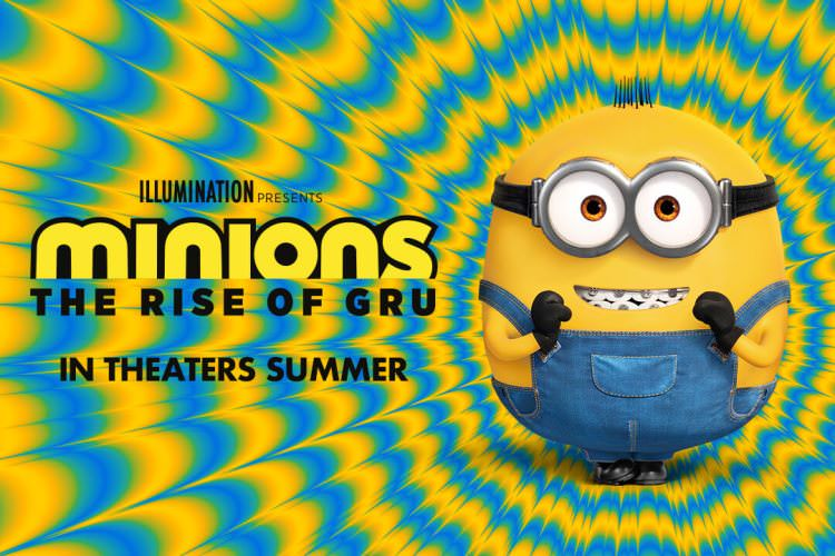انیمیشن Minions: The Rise of Gru