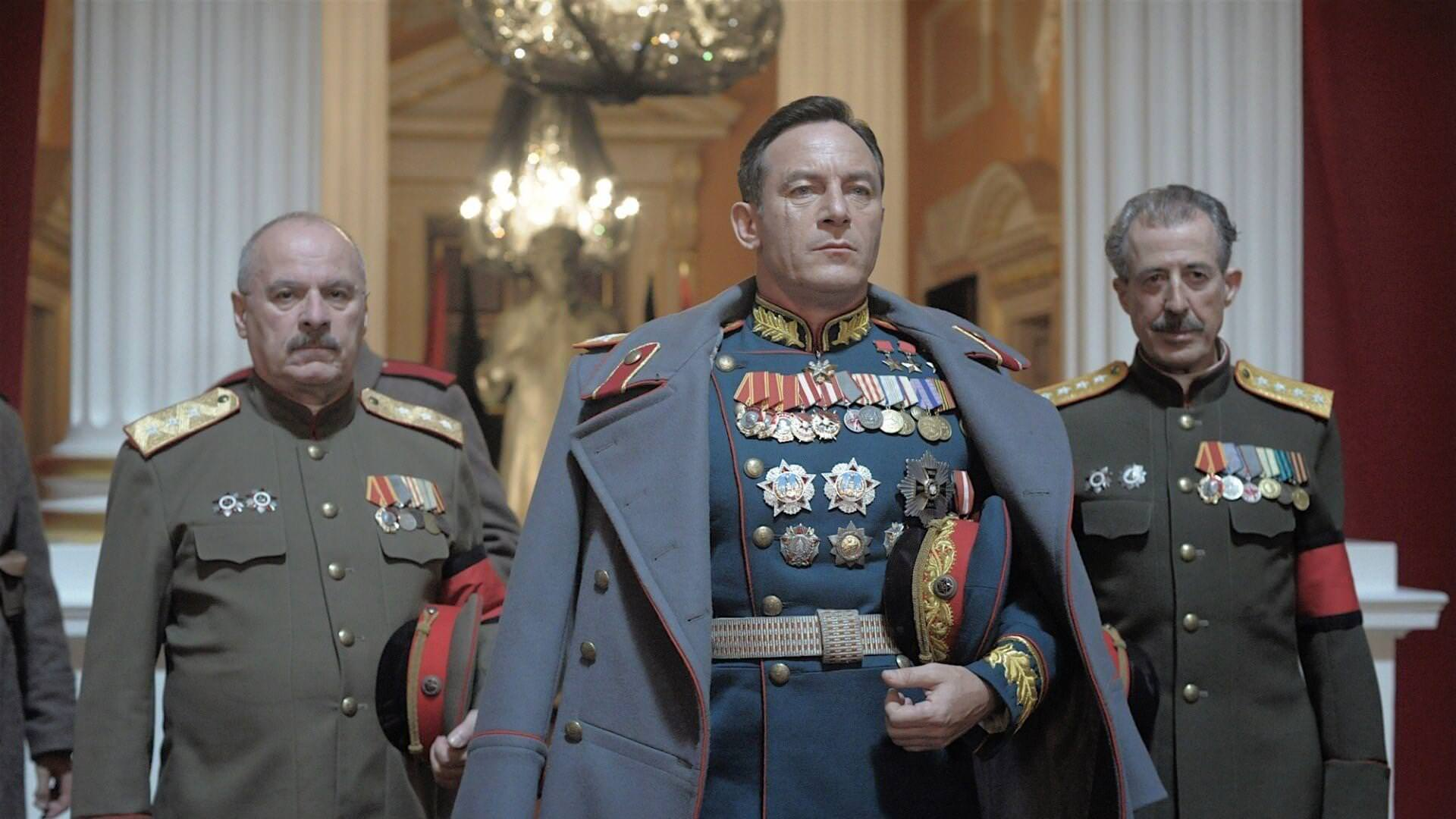فیلم The Death of Stalin
