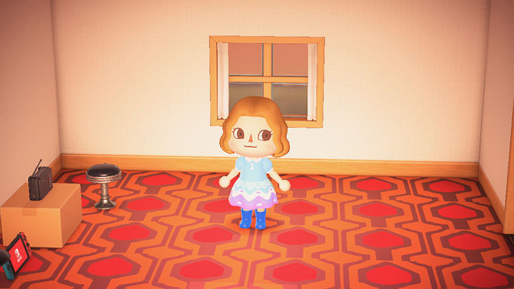 The Shining / Animal Crossing: New Horizons