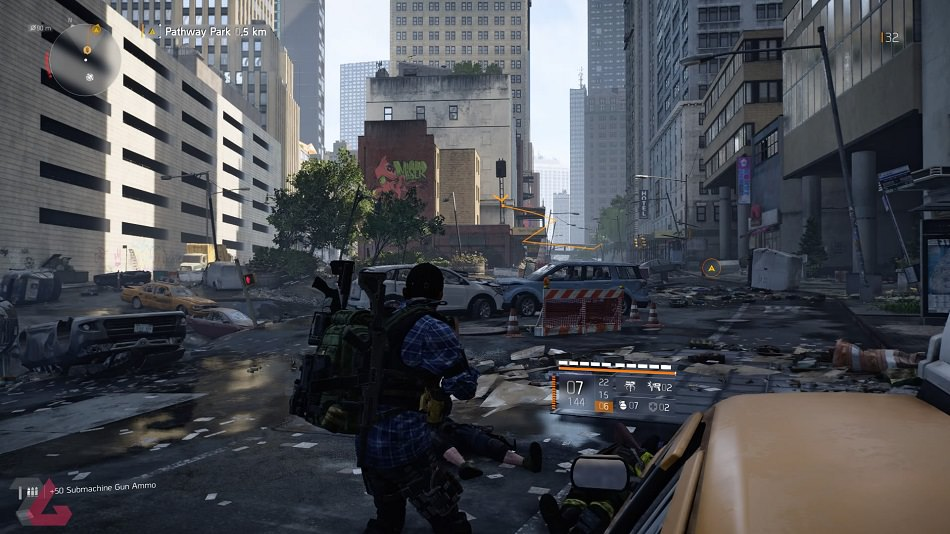بررسی بازی The Division 2: Warlords of New York