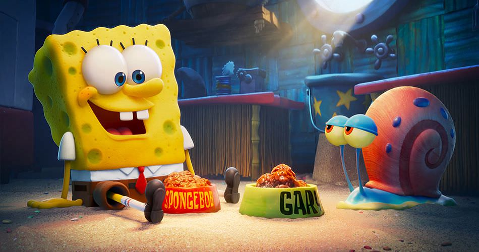 انیمیشن The SpongeBob Movie: Sponge on the Run