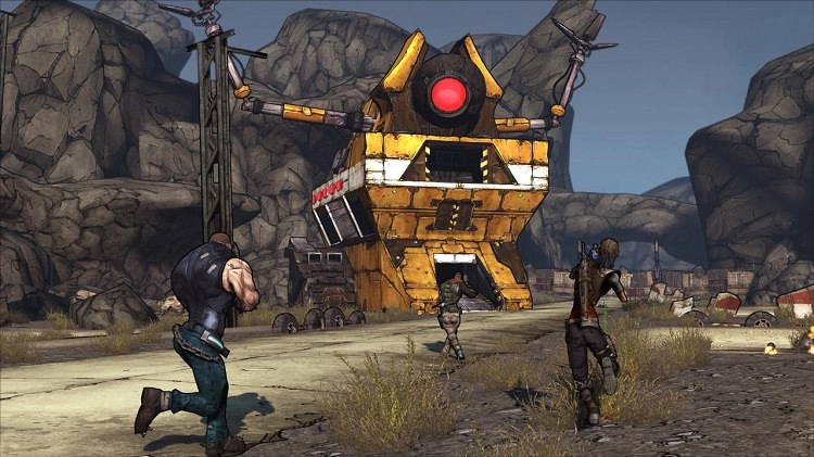 Borderlands: GOTY Edition