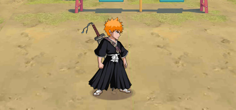 ‏ Bleach: Immortal Soul ایچیگو کوروساکی