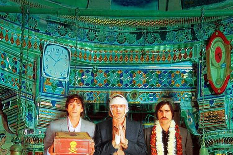 فیلم The Darjeeling Limited