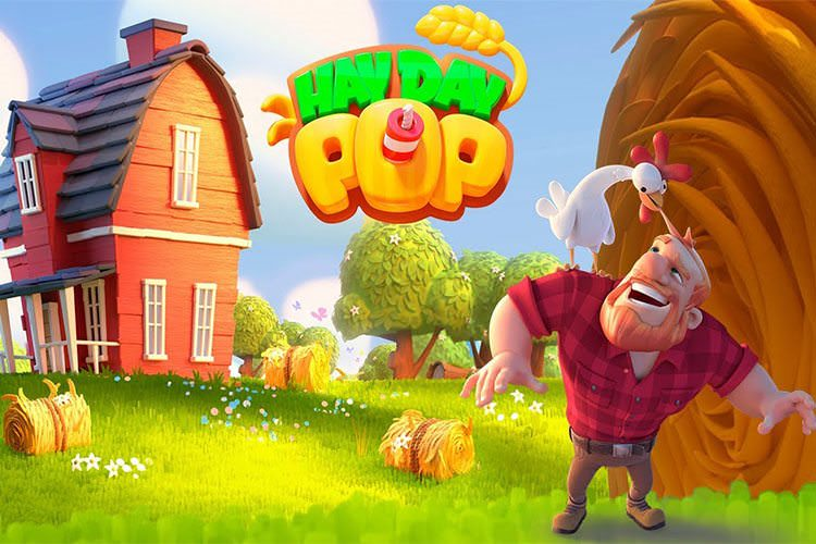 Hay Day Pop