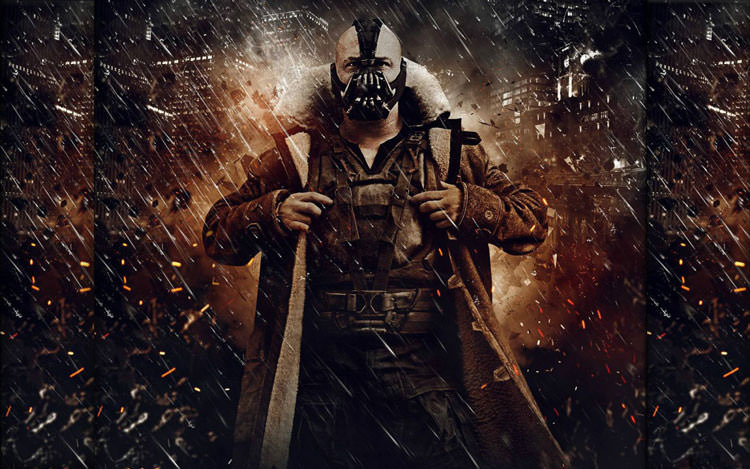 The Dark Knight Rises Bane