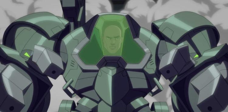 انیمیشن Justice League Dark: Apokolips War