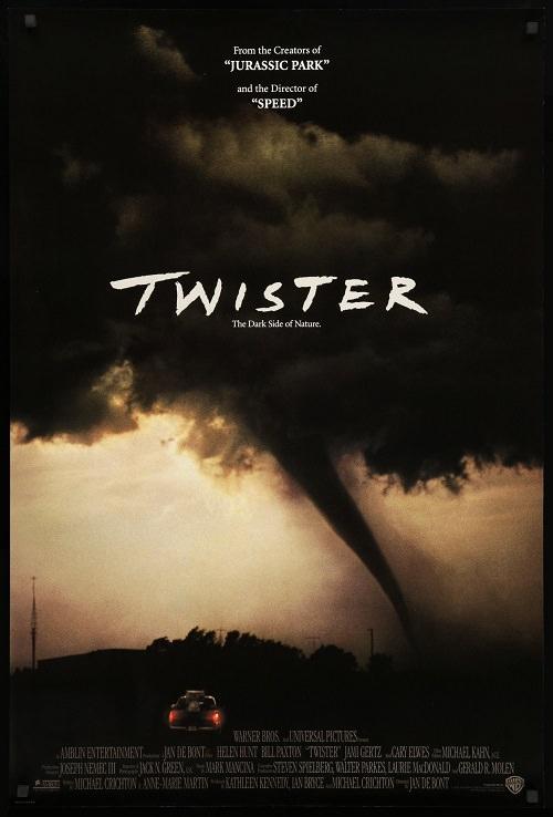 پوستر فیلم Twister