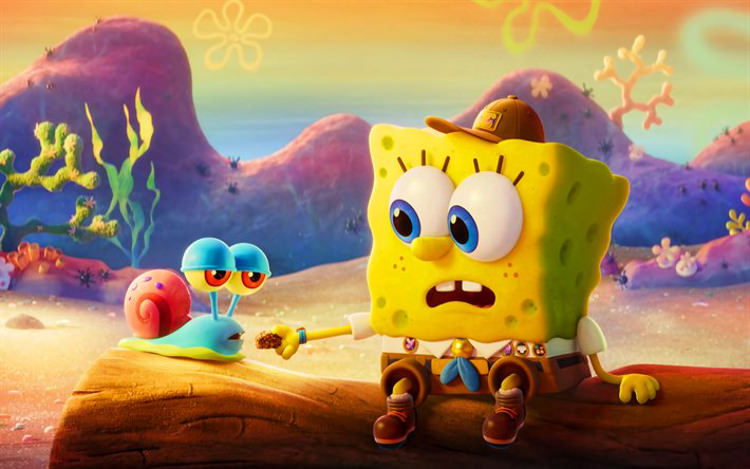 Years Kamp Koral: SpongeBob