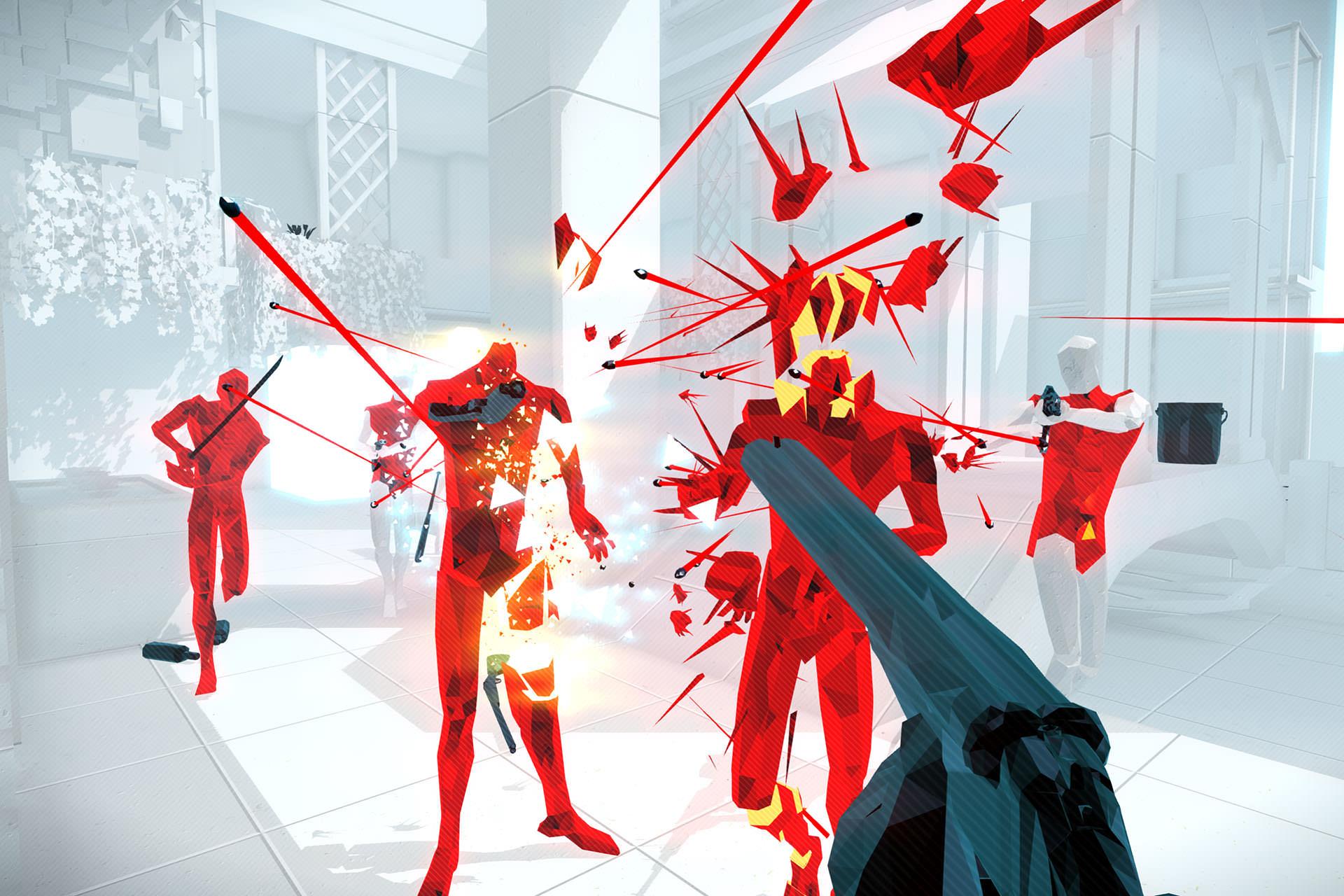 بررسی بازی Superhot: Mind Control Delete